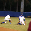 Vickash Ramjit and Casey Turgeon during Florida's 1-4 loss to Florida State on March 12, 2013 in Gainesville, Florida. Photos by Curtis Bryant for Gatorcountry.com