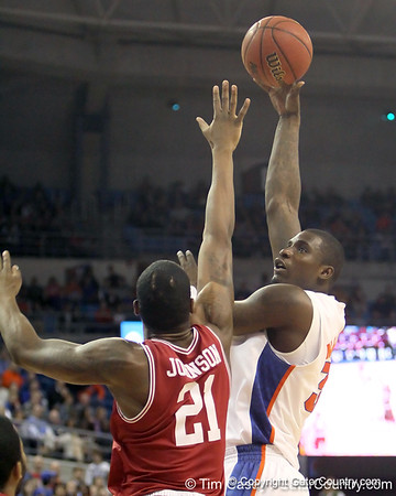 Photo Gallery: UF Men's Basketball vs. Arkansas, 1/22/11