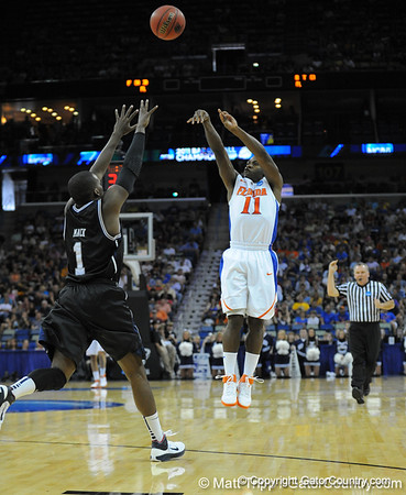 Photo Gallery: UF men's basketball vs. Butler, NCAA Elite 8, 3/26/11
