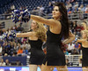 The Dazzlers perform during the first half of the Gators' 70-64 win against the Alabama Crimson Tide on Thursday, January 27, 2011 at the Stephen C. O'Connell Center in Gainesville, Fla. / Gator Country photo by Tim Casey
