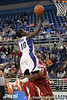 Florida freshman guard Jaterra Bonds shoots a layup during the first half of the Gators' 70-64 win against the Alabama Crimson Tide on Thursday, January 27, 2011 at the Stephen C. O'Connell Center in Gainesville, Fla. / Gator Country photo by Tim Casey
