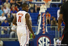 Florida senior guard Erving Walker during the Gators' 114-57 win over the Catholic Cardinals on Thursday, November 3, 2011 at the Steven C. O'Connell Center in Gainesville, Fla./Gator Country photo by Rob Foldy