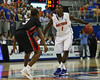 Florida junior guard Kenny Boynton during the Gators' 114-57 win over the Catholic Cardinals on Thursday, November 3rd, 2011 at the Steven C. O'Connell Center in Gainesville, Fla./Gator Country photo by Rob Foldy
