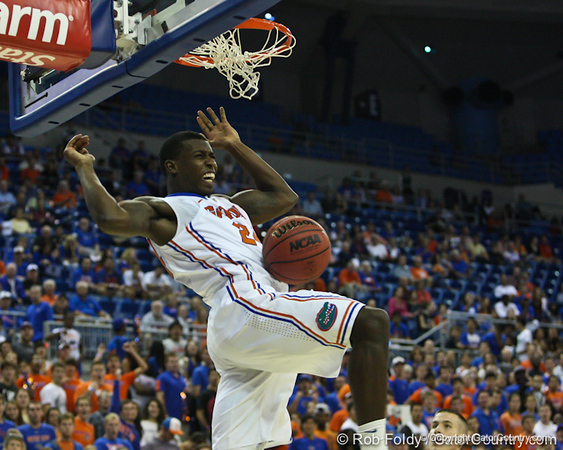 Gator Basketball 2011-2012