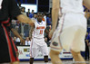 Florida senior guard Erving Walker during the Gators' 114-57 win over the Catholic Cardinals on Thursday, November 3rd, 2011 at the Steven C. O'Connell Center in Gainesville, Fla./Gator Country photo by Rob Foldy
