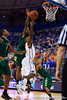 Florida senior guard Erving Walker follows through on a shot during the second half of the Gators' 79-61 win against the UAB Blazers on Tuesday at the Stephen C. O'Connell Center in Gainesville, Fla. / photo by Matt Pendleton