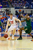 Florida junior forward Erik Murphy makes a move during the second half of the Gators' 79-61 win against the UAB Blazers on Tuesday at the Stephen C. O'Connell Center in Gainesville, Fla. / photo by Matt Pendleton