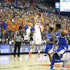 Scottie Wilbekin during Florida's 69-52 win over Kentucky on February 12, 2013 at the Stephen C O'Connell Center in Gainesville, Florida. Pictures taken by Curtiss Bryant for Gatorcountry.com