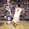 Mike Rosario during Florida's 66-40 win over Vanderbilt on March 6, 2013 at the Stephen C O'Connell Center in Gainesville, Florida. Photos by Curtiss Bryant for Gatorcountry.com