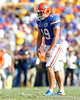 Florida redshirt junior kicker Caleb Sturgis kicks a 34-yard field goal during the second quarter of the Gators' 41-11 loss to the LSU Tigers on Saturday, October 8, 2011 at Tiger Stadium in Baton Rouge, La. / Gator Country photo by Tim Casey