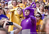 LSU fans before the Gators' 41-11 loss to the LSU Tigers on Saturday, October 8, 2011 at Tiger Stadium in Baton Rouge, La. / Gator Country photo by Rob Foldy