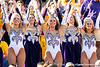 The Golden Girls perform during the third quarter of the Gators' 41-11 loss to the LSU Tigers on Saturday, October 8, 2011 at Tiger Stadium in Baton Rouge, La. / Gator Country photo by Tim Casey