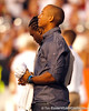 Chris Leak looks on before the Gators' 38-10 loss to the Alabama Crimson Tide on Saturday, October 1, 2011 at Ben Hill Griffin Stadium in Gainesville, Fla. / Gator Country photo by Tim Casey