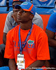 before the Gators' 38-10 loss to the Alabama Crimson Tide on Saturday, October 1, 2011 at Ben Hill Griffin Stadium in Gainesville, Fla. / Gator Country photo by Tim Casey