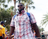 Florida sophomore defensive tackle Sharrif Floyd arrives before the Gators' 41-3 win against the FAU Owls on Saturday, September 3, 2011 at Ben Hill Griffin Stadium in Gainesville, Fla. / Gator Country photo by Tim Casey