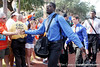Florida redshirt freshman linebacker Gideon Ajagbe greets fans before the Gators' 41-3 win against the FAU Owls on Saturday, September 3, 2011 at Ben Hill Griffin Stadium in Gainesville, Fla. / Gator Country photo by Tim Casey