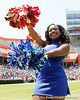 The Dazzlers perform during the Gators' spring football game on Saturday, April 9, 2011 at Ben Hill Griffin Stadium in Gainesville, Fla. / Gator Country photo by Tim Casey