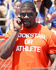 during the Gators' spring football game on Saturday, April 9, 2011 at Ben Hill Griffin Stadium in Gainesville, Fla. / Gator Country photo by Tim Casey