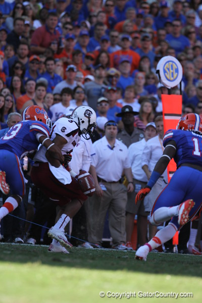 South Carolina at Florida 10-20-2012