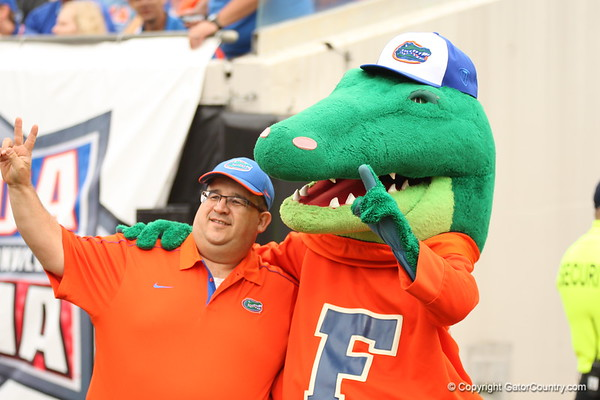 Florida vs Georgia October 27, 2012