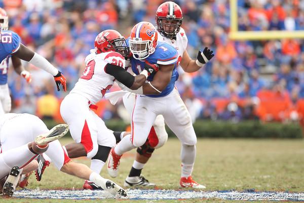 Florida vs Jacksonville State - November 17, 2012