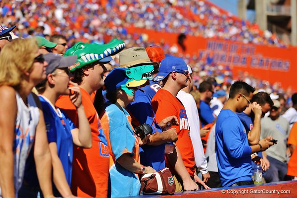 Florida vs. Missouri November 3, 2012