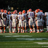 Florida teams during the Gators' 31-17 win against the Vanderbilt Commodores Saturday October 13, 2012 at the Vanderbilt Stadium in Nashville, TN. / Gator Country photo by Saj Guevara