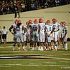 Florida teams during the Gators' 31-17 win against the Vanderbilt Commodores Saturday October 13, 2012 at the Vanderbilt Stadium in Nashville, TN. / Gator Country photo by Saj Guevara