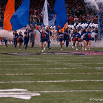 Florida   Team  during the Gators' 33-23 loss against the Louisville Cardinals Wednesday January 2, 2013 at the Mercedes-Benz Superdome in New Orleans, LA. / Gator Country photo by Saj Guevara