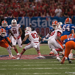 Florida   Matt Elam  during the Gators' 33-23 loss against the Louisville Cardinals Wednesday January 2, 2013 at the Mercedes-Benz Superdome in New Orleans, LA. / Gator Country photo by Saj Guevara