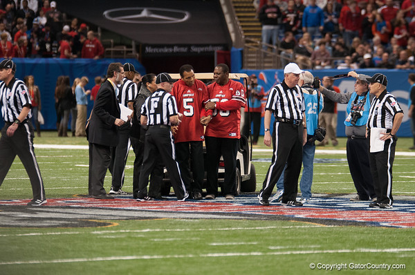 Super Photo Gallery - SugarBowl - Florida vs Louisville -01/02/2013