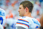 QB Jeff Driskel.  Gators vs Miami.  9-7-13
