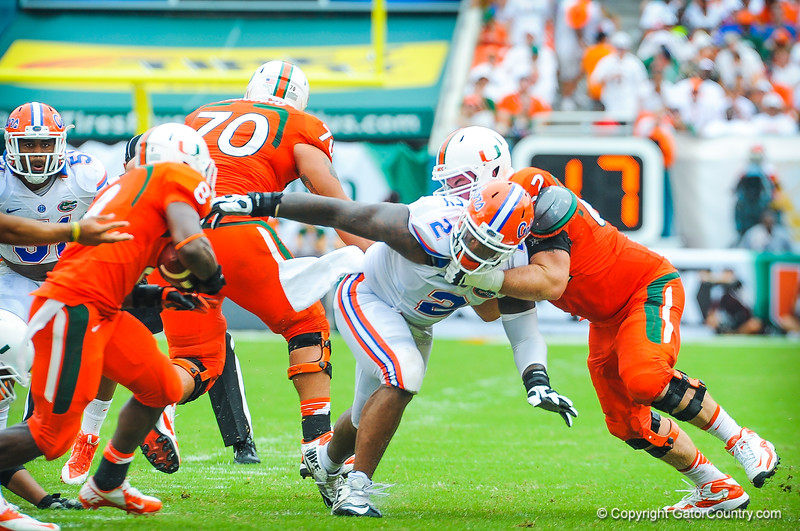 Gators vs Miami 9-7-13