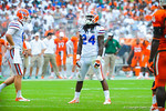 RB Matt Jones.  Gators vs Miami.  9-07-13.