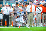 WR Solomon Patton.  Gators vs Miami.  9-07-13.
