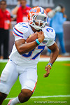 RB Mark Herndon.  Gators vs Miami.  9-07-13.