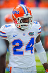 DB Brian Poole.  Gators vs Miami.  9-07-13.