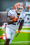 RB Kelvin Taylor.  Gators vs Miami.  9-07-13.