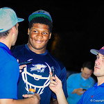 Gator Country talks with top 2015 recruit, Albany (Ga.) Westover High School defensive tackle Trent Thompson.