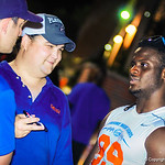 Gator Country interviews 2015 outside linebacker Sherrod Pittman Friday Night Lights on July 26, 2013.