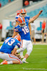 Florida Gators vs Georgia Bulldogs 11-3-13