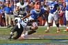 Florida Gators vs Vanderbilt Commodores.  Novemvber 9, 2013.  Homecoming 2013.