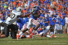 Florida Gators vs Vanderbilt Commodores.  Novemvber 9, 2013.  Homecoming 2013.