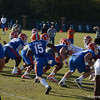 Purifoy (15) in motion as play devlops
