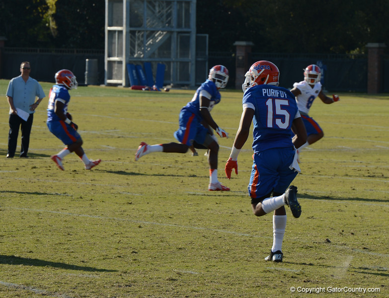 Purifoy (15) open across the middle