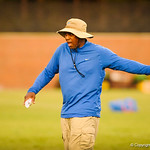Coach Joker Phillips. Gator Practice 8-15-13.