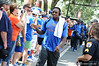Gator Walk for Tennessee Game 9-21-13