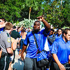Gator Walk at Toledo Game