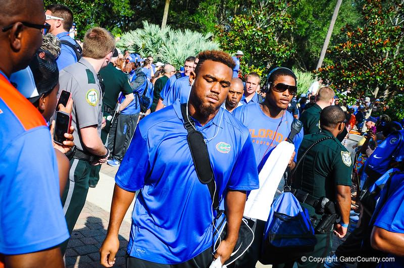 Gator Walk at Toledo Game