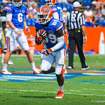 WR Alvin Bailey.  Gators vs Toledo.  8-31-13.